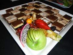 New Years Eve Foodie Art (Mr. Happy Face - Peace :)) Tags: dessert sweet sugar caloriebomb diet tempation love biteme foodart foodie colorful resistence