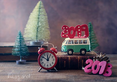 """Happy new year"" (mariajoseuriospastor) Tags: stilllife navidad happynewyear"