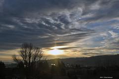 Un sole del mattino 2 (Paolo Bonassin) Tags: alba sunrise clouds nubi wolke sky