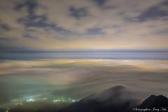 DSC09097-害羞的101 (許順龍) Tags: 觀音山 雲海 琉璃光