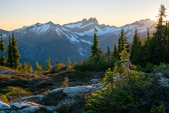 Stetattle Ridge (Laura Jacobsen) Tags: mountains northcascades northcascadesnationalpark stetattleridge washington