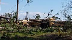 Bay District Schools (abear320) Tags: school bus bay district schools panama city florida thomas freightliner fs65 hurricane michael