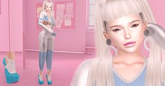 Fresh Princess (Dan Gericault Lol and XD 4Evah) Tags: secondlife sl slfashion slblogger enchante cosmopolitan shoes exilehair akerukadeluxe akerukaak bento head egozy skin aurealis jewelry meowhi thelevelevent avoixs poses lispticks slackgirl mesh eyes appliers lashes han
