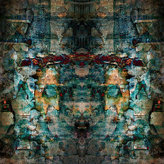 alien artifacts... (Mark Noack) Tags: light color photoshop layer layering surreal expressionism abstract psychedelic futurist abstraction scifi sciencefiction fantasy