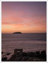 brean-down-sunset-1100643-090119 (Peadingle) Tags: sunset dusk brean down fort somerset