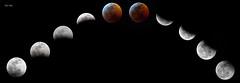 Bloody Lunar Eclipse (mwjw) Tags: bloodmoon lunareclipse moon night nightshot nikond850 tamron150600mm mwjw markwalter