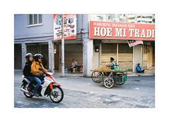 :: Chow Kit, KL, Malaysia :: (Art-slice) Tags: streetphotography streetmalaysia chowkitroad pasarchowkit kualalumpur malaysia filmphotography filmcamera leicam6 leica summicron summicron35mm 35mm 35mmf2 kodak kodakultramax400