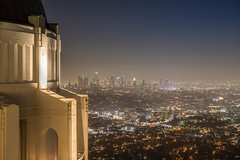 Griffith Observatory, CA (rashulo) Tags: california losangeles canon6dii griffithobservatory