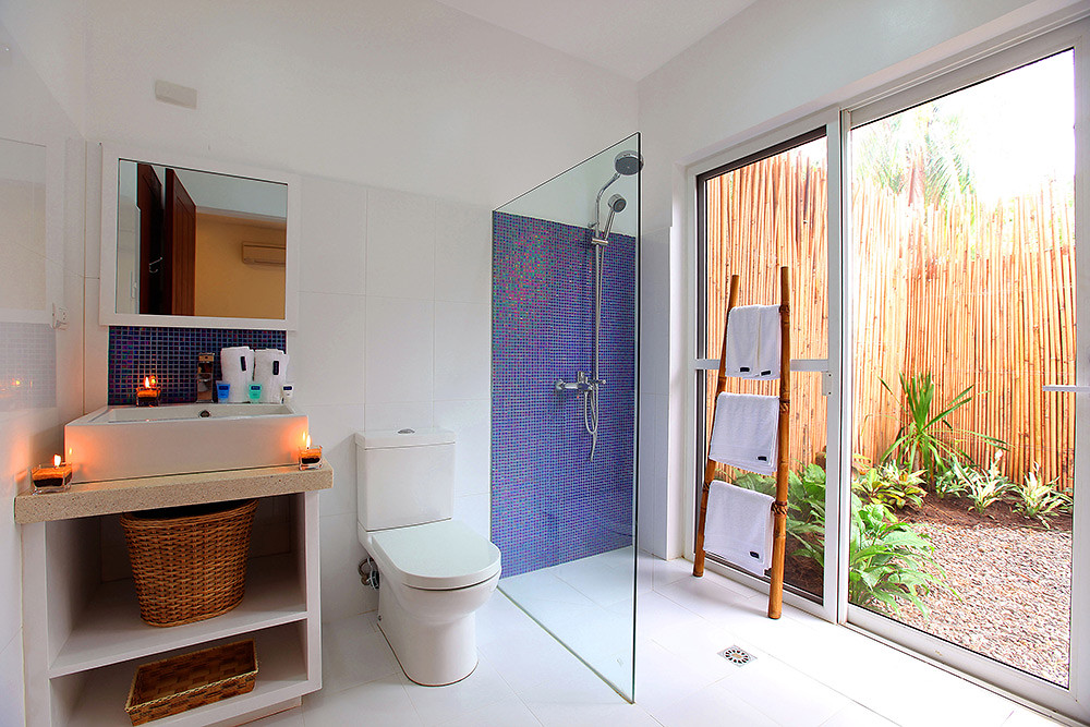 Bagno - Garden Apartment