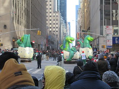 2018 Macy's 92nd Thanksgiving Day Parade 5581 (Brechtbug) Tags: macys 92nd thanksgiving day parade 2018 balloon nyc comic strip character cartoon 6th avenue 48th street 11222018 balloons helium new characters holiday york city sinclair oil dinosaur named dino first appeared 1930