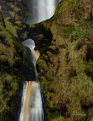 Pistyll Rhaeadr (Nigel Jones QGPP) Tags: waterfall wales magical