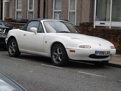 1997 Mazda MX-5 (Neil's classics) Tags: vehicle car 1997 mazda mx5