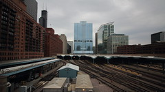 One left (hrc_oakpark) Tags: trains metra chicago loop ilcook