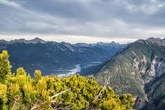 Blick vom Steinmandl Richtung Forchach (stefangruber82) Tags: alpen alps tirol tyrol mountains berge wolken clouds lech lechtal lechvalley herbst fall