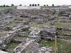 Yacimiento. Vestigios augustanos en las Termas del Sur (Conimbriga, Portugal) (Juan Alcor) Tags: yacimiento termas sur conimbriga portugal sul ruinas romanas romano