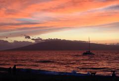 9713_Maui Kaanapali Beach Sunset (Chicamguy) Tags: hawaii hawaiian islands maui