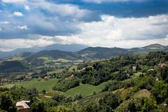 Urbino, view. (weggum) Tags: 2018 italië urbino vakantie view lemarche willem mugge weggum italy