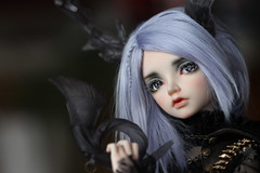 Altis (redmaiko) Tags: fairyland bjd altis faun purple msd fairyline