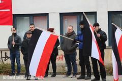 IMG_0959 (DokuRechts) Tags: npd salzgitter neonazis rechtsextremismus polizei niedersachsen nationalisten rechte aufmarsch demonstration protest jn