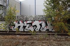 random graffiti (Thomas_Chrome) Tags: chrome graffiti streetart street art spray can wall walls tampere suomi finland europe nordic illegal vandalism trackside