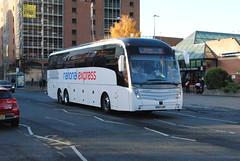 Stagecoach Yorkshire 54401 BV67JXX (Alan Sansbury) Tags: nationalexpress