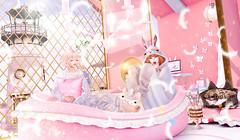 兔子睡衣 (imp朣) Tags: secondlife second life pink cute