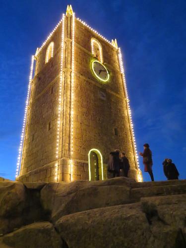 .Torre do Relógio, Monsanto