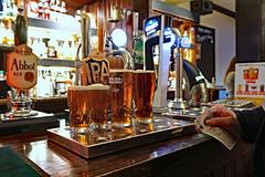 Greene King IPA - Spalding, UK (Neil Pulling) Tags: lincolnshire thebirdspalding pub pint beer greenekingipa england