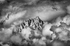 Head in the Clouds (Jeff Sullivan (www.JeffSullivanPhotography.com)) Tags: clouds alabama hills recreation area mtmallory blm lone pine landscape nature travel photography california united states usa canon 5d mark iv photo copyright 2018 jeff sullivan october on1pics hdr photomatix blackandwhite ybs2018 yourbestshot