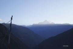 Morning View (Bina Bantawa) Tags: nepal gatlang flickrphotography mountain himal photography photo landscape nature