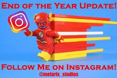 Read the Description! (-Metarix-) Tags: lego super hero minifig flash update instagram 700 followers youtube channel plug metarix metarixstudios