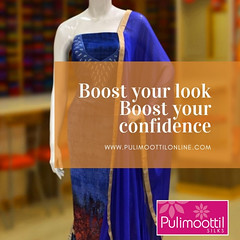 Boost your lookBoost your confidence (1) (pulimoottilonline) Tags: fashion online shopping branded sarees salwar silk wear ladys
