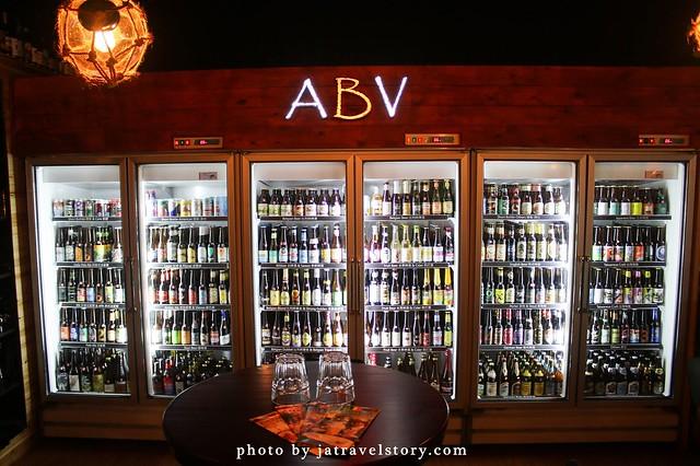 ABV 加勒比海餐酒館 中南美洲美食與300種世界精釀啤酒帶你徜徉世界、體會異國風情【捷運忠孝敦化】東區美食/東區聚餐餐廳推薦 @J&A的旅行