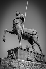 Igor mitoraje (Enri_) Tags: igor mitoraj pompei campania scultura sculpture napoli
