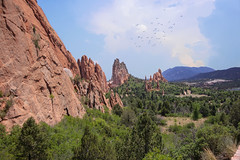 Garden of the Gods 9 (Largeguy1) Tags: approved landscape clouds canon 5dsr