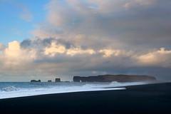 _U0A5959 (rjlaker) Tags: vik reynisfjara black beach dyrhólaey iceland