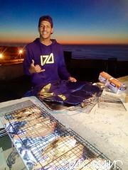 Sunset Barbecue (caminosurf) Tags: caminosurf surfcamp morocco sidiifni caminosurfcamp surfing surf wellenreiten beach