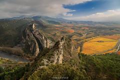 Las Conchas (copelius38) Tags: conchas landscape colors rioja spain mountain montaña viñas autunm otoño