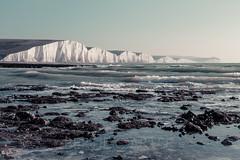 Seven sisters cliffs (bertie.carter.photography) Tags: sevensisters cliffs eastsussex eastbourne seaford sea rolling waves sussex southdowns national park unitedkingdom uk nature landscape