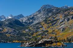 Lake Sabrina (hectro805) Tags: bishop lakesabrina autumn fall troutfishing california nature mountains easternsierra nikond5100