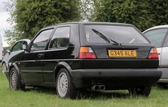 G345 ALE (1) (Nivek.Old.Gold) Tags: 1990 volkswagen golf 3door 1272cc