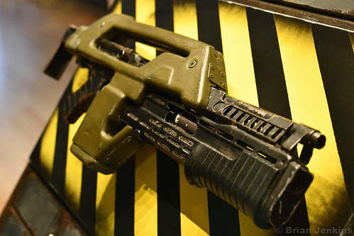 Armat M41A Pulse Rifle