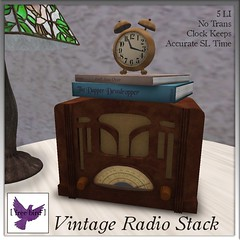 "[ free bird ] Vintage Radio Stack ""Message Board Photo Frame"" by Lemon Chilliz MadPea Premium Alliance ""The Lonely Hearts Club"" Hunt (MadPea Productions) Tags: madpea premium madpeas alliance hunt hunts premiums prizes collaboration collaborators decor vintage fun excitement decoration"