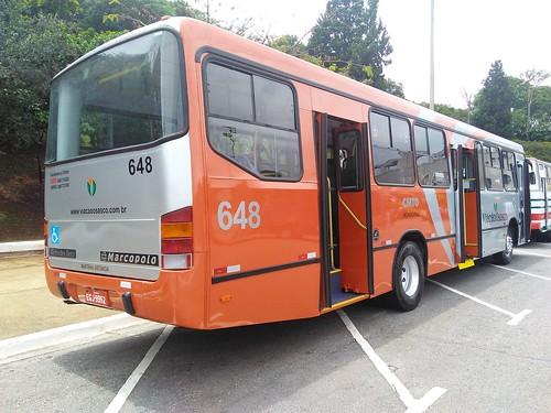 Viação Osasco Ltda. 648