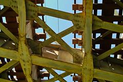 20190205_SDIM6469 (NAMARA EXPRESS) Tags: street bridge skeleton steel construction structure railway railroad river yodoriver riverbed daytime fine outdoor winter color kunijima osaka japan spp spp661 foveon x3 sigma dp2 namaraexp