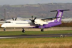 G-JECP_17 (GH@BHD) Tags: gjecp bombardier dehavilland dhc dhc8 dhc8402q dasheight bee be flybe bhd egac belfastcityairport turboprop airliner aircraft aviation