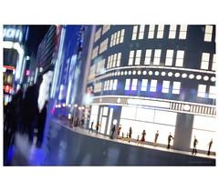 Ginza•4_PXK8170b (Concert Photography and more) Tags: 2018 japan tokyo ginza christms pentax pentaxk1 k1ii angenieux angenieux50mmf15 liveactionhero street streetphoto windows lights colors boke bokeh vintagelens