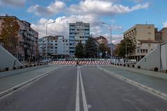 Most w Mitrowicy (71piotr) Tags: balkan балкан novipazar sandżak serbija serbia kosovskamitrovica mitrovica kfor kosovo