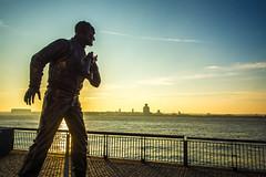 Statue (Gary S Bond) Tags: great britain pier head real lancashire united kingdom 2018 a65 alpha city december docks england liverpool merseyside north shabbagaz sony uk waterside west greatbritain pierhead reallancashire unitedkingdom
