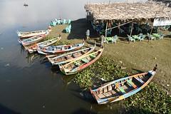 MYANMAR (gabrielebettelli56) Tags: asia myanmar amarapura boats people water nikon travel viaggi